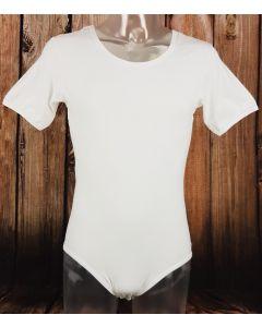 Fix-Body - Weiß mit ärmeln 1021