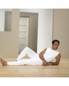 4CARE Body mit Reißverschluss am Rücken und lange Beinen