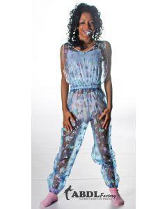 AB PVC Dungery Hose mit Beinen, Verschiedene Farben