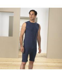 4CARE Body mit Reißverschluss auf dem Rücken und kurze Beinen