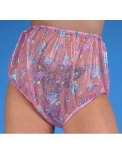 Traditionele Plastik Hosen, 5 Farben mit oder ohne Aufdruck