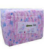 MyDiaper Night Pink PRINCESS, Plastic Backed