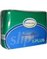 Forma-Care Slip Comfort X-Plus, Plastic Backed
