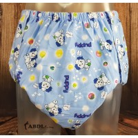 Washable Snap-on Cloth Diaper, Multi Print (CD407) €24.95