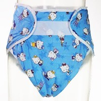 Thick Washable Velcro Incontinence Diaper (CD434) €28.50