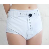 Lockable Diaper Cover Pants, Multicolor