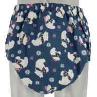 Washable Snap-on Cloth Diaper, Multi Print