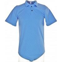 CareClo Polo Body, Blue