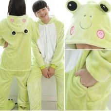 Fleece Kigurumi - Frog