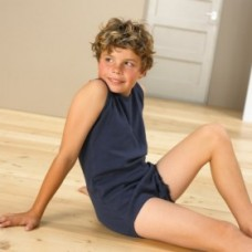 4Care Body with snap closure at crotch (Children Sizes)