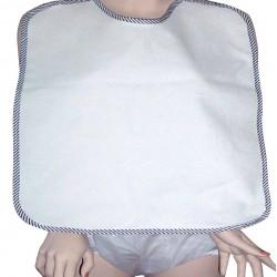 Waterproof PVC / Fleece Bib