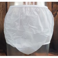 Drylife Vinyl Pull-On Plastic Pants for Adults (PB281) €12.50