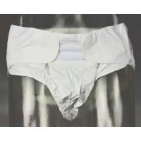 TPU Pants with Velcro Closure