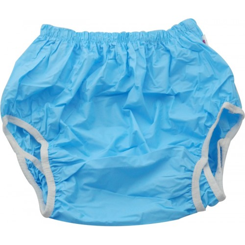Plastic pants with double anti-leak bariers (PB221) €12.50
