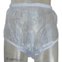 TPU pants with double anti-leak bariers