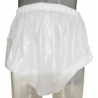 Extra Deep Pull-On Plastic Pants (PB228) €31.50