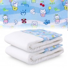 Bambino Bellissimo, Plastic Backed Printed Diapers