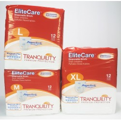 Tranquility EliteCare™ Powersorb, Cottonfeel