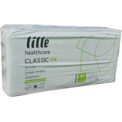 Lille Classic Fit Slip Extra, Plastic Backed