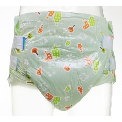 Fab Sense, Adult Diapers City Print