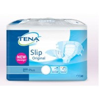 Tena Slip PLUS Original,  Semi-Plastic Backed (PL184) €20.50