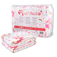 Rearz Lil Bella Printed Adult Diapers
