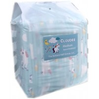 Bambino Cloudee, Plastic Backed Printed Diapers