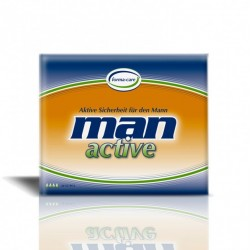 Forma-Care Man Active, Inserts Specifically for Men