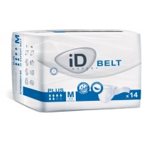 ID Expert Belt Plus, Cotton-Feel