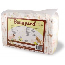 Rearz Barnyard, Hybrid Velcro Diaper