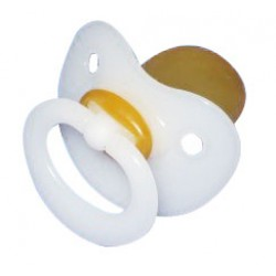 Medicpro NUK5 Latex Pacifier for Adult size L - LARGE