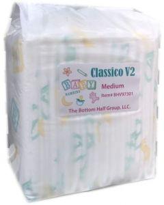Bambino Classico V2, Plastic Buitenlaag