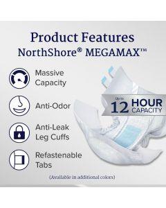 Northshore MegaMax Slip, Plastic Buitenlaag, Multicolor