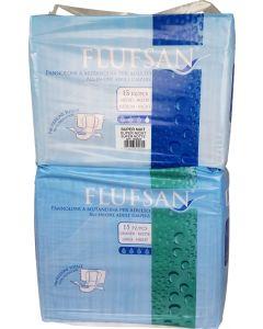 Flufsan Super Nacht, Plastic Buitenlaag