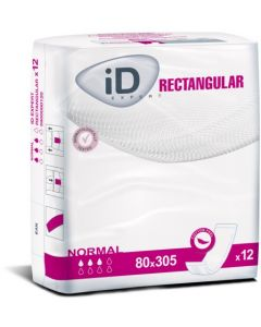 ID-Expert Rectangular Boosters, 8x30,5cm